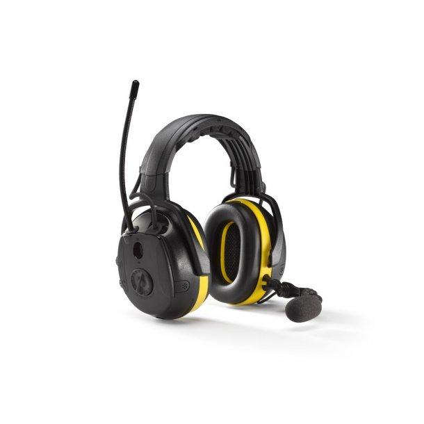 Hellberg Hørselvern med Bluetooth/Mikrofon/FM