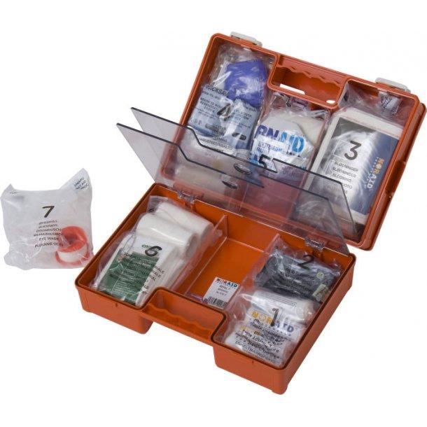 NOR-AID Førstehjelpskoffert MEDIUM